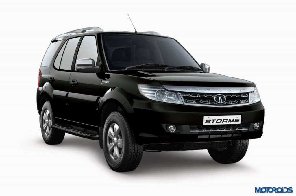 New Tata Safari Storme VX Varicor 400 (4)
