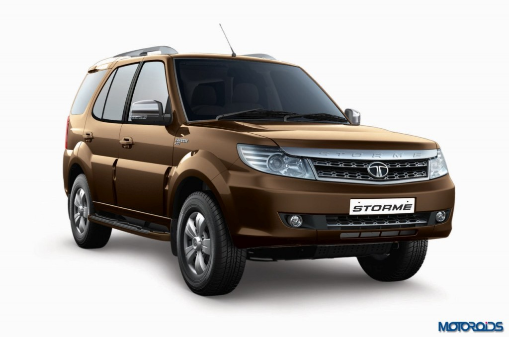 New Tata Safari Storme VX Varicor 400 (7)