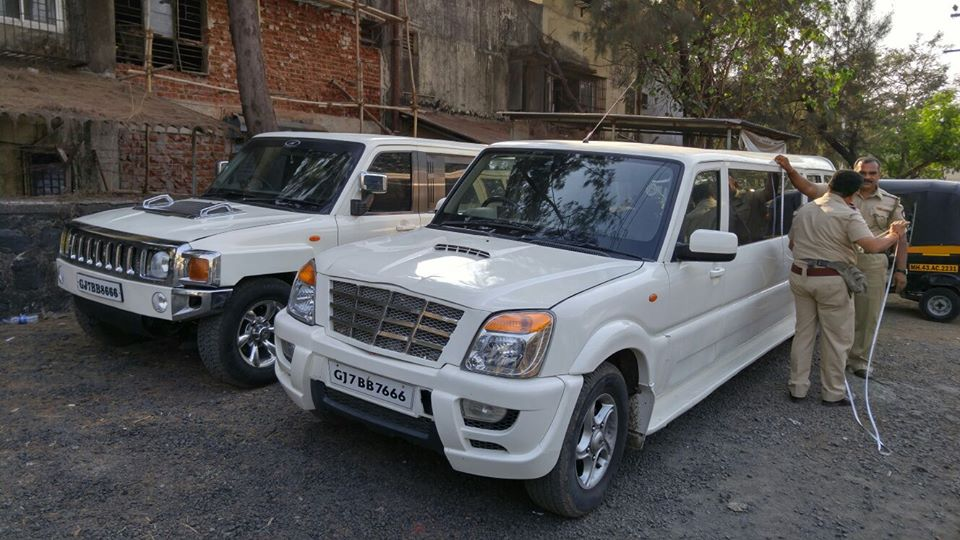 Mahindra Scorpio Stretched Beyond Its Limit Seized By Rto Motoroids