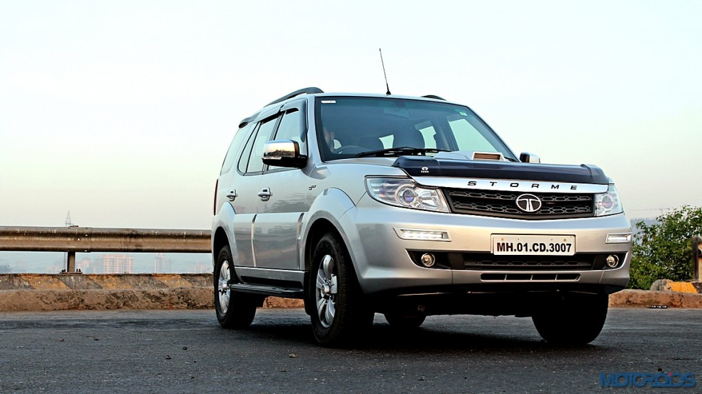 Tata Safari Storme Varicor 400 (10)
