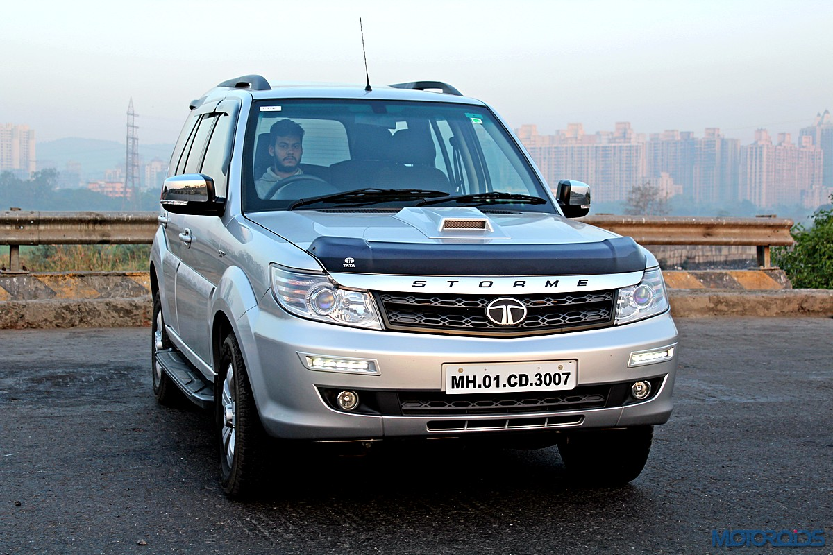 Tata Safari New Model 2018 Price >> Car Sales April 2016: Tata Motors reports 8.9% year-on-year sales growth | Motoroids