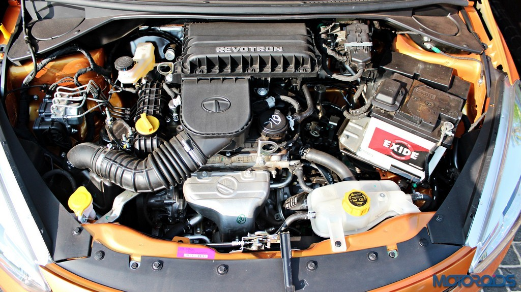 Tata Zica Engine Bay (1)