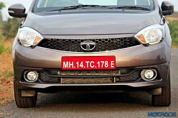 Tata Zica Front Bumper (1)