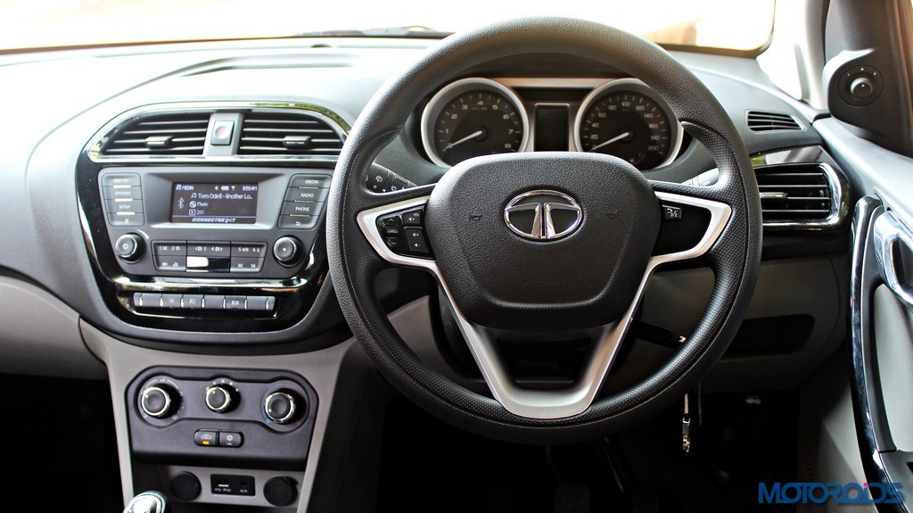 Tata Zica Interior Detail (34)