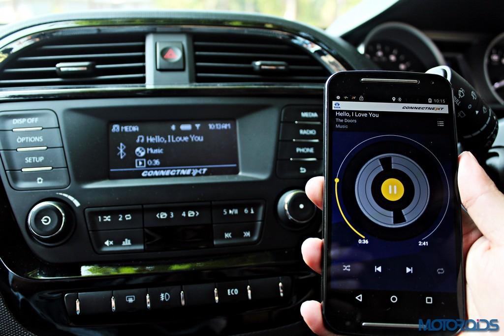 Tata Zica Juke Car app
