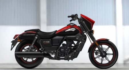 UM Renegade Sport - For Auto Expo 2016 (2)