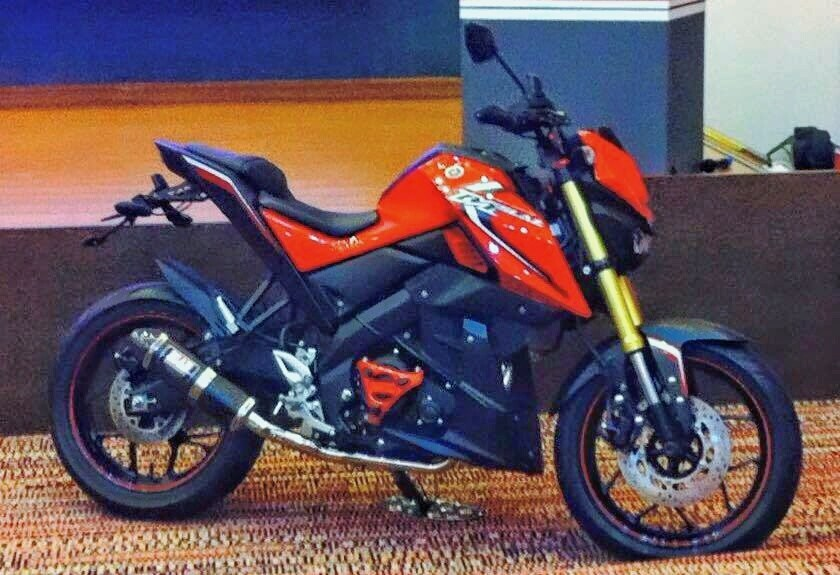 Yamaha M Slaz Mt 15 Specifications Leaked Before Today S