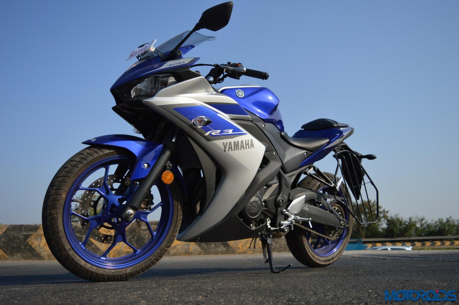 Yamaha R3 vs RC390 vs Ninja 300 Shootout (21)