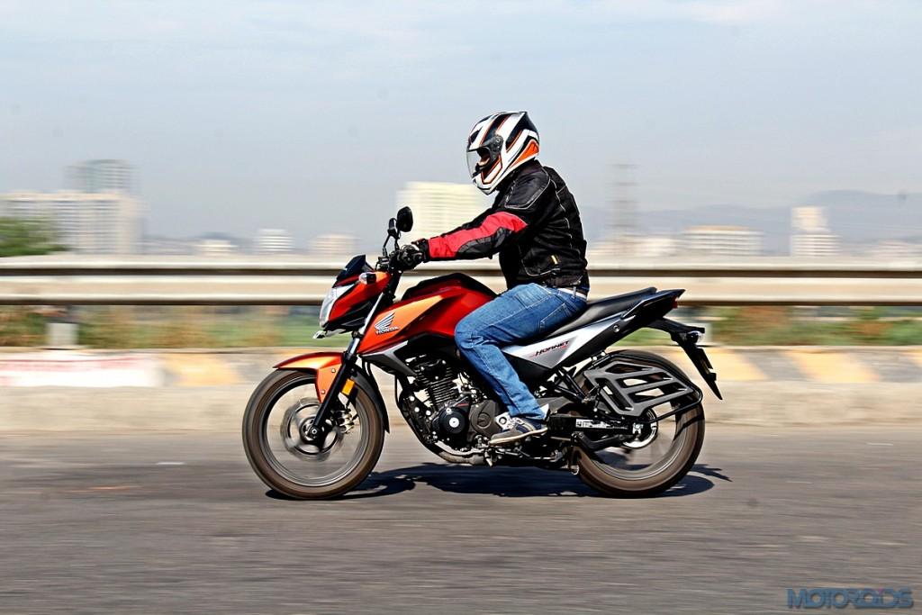 2016 Honda CB Hornet 160R (18)