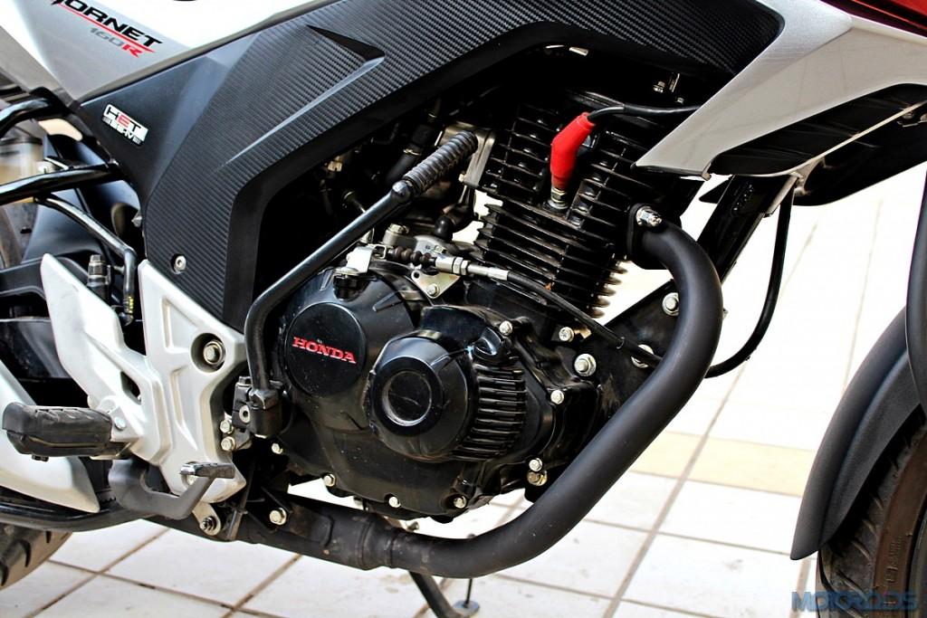 2016 Honda CB Hornet 160R Engine (2)