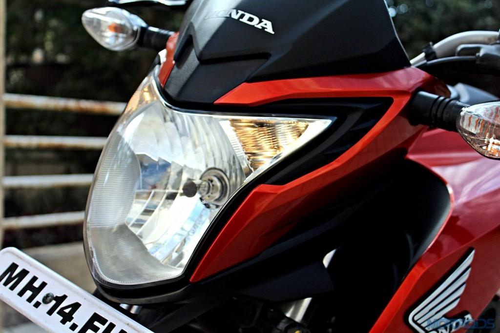 2016 Honda CB Hornet 160R Headlamp (3)