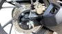 2016 Honda CB Hornet 160R rear disc brake