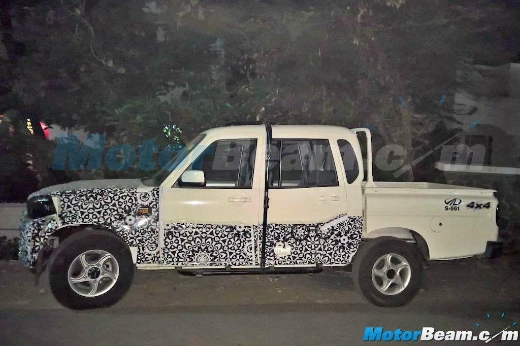 2016 Mahindra Scorpio Pick up (2)