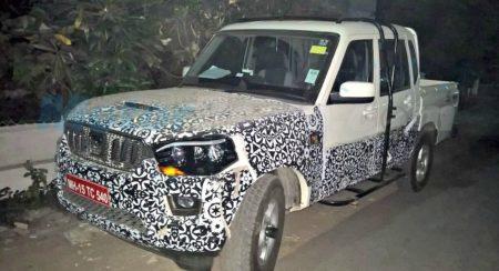 2016 Mahindra Scorpio Pick up (3)