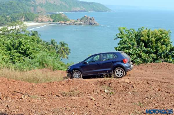 2016 Volkswagen Polo 1.5 TDI Highline Travelogue Review (114)