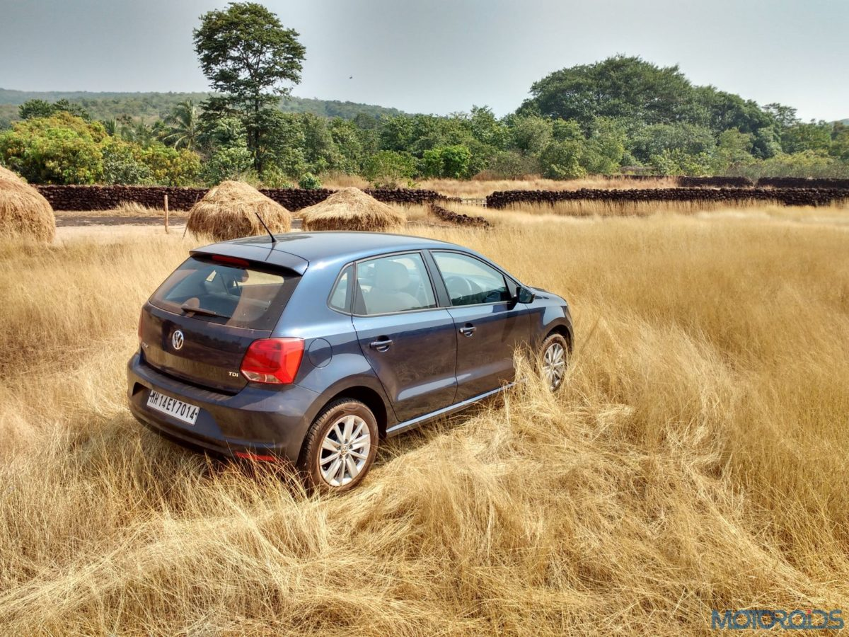 2016 Volkswagen Polo 1.5 TDI Highline Travelogue Review (168)