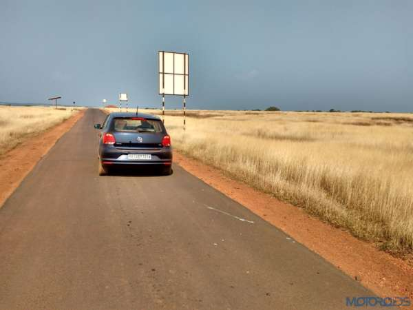2016 Volkswagen Polo 1.5 TDI Highline Travelogue Review (192)