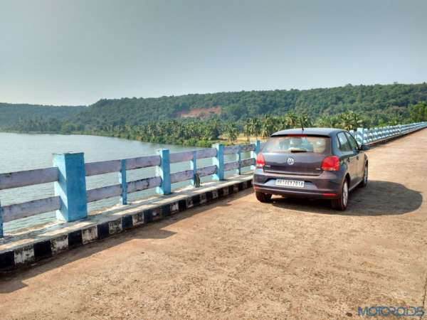 2016 Volkswagen Polo 1.5 TDI Highline Travelogue Review (199)