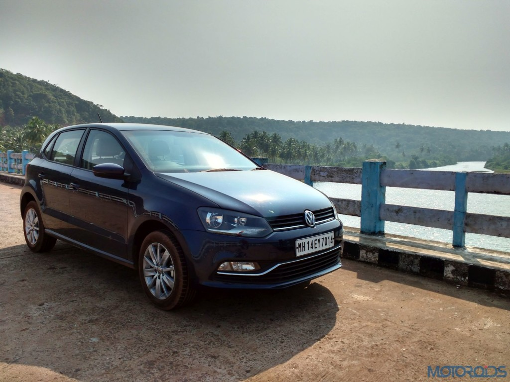 2016 Volkswagen Polo 1.5 TDI Highline Travelogue Review (205)