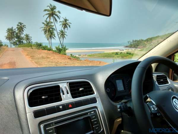 2016 Volkswagen Polo 1.5 TDI Highline Travelogue Review (212)