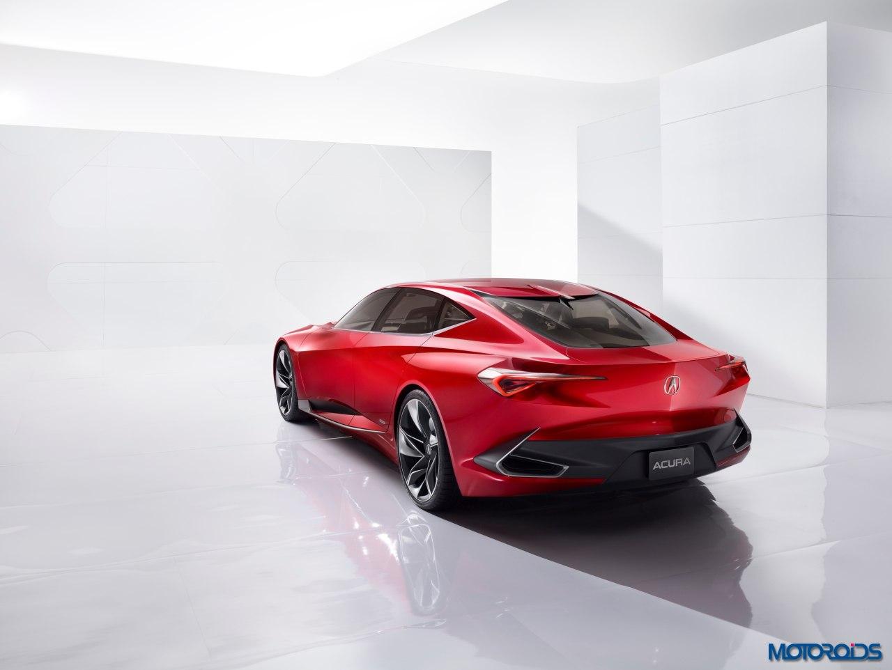 Acura Precision Concept Detroit Show 2016 (2)