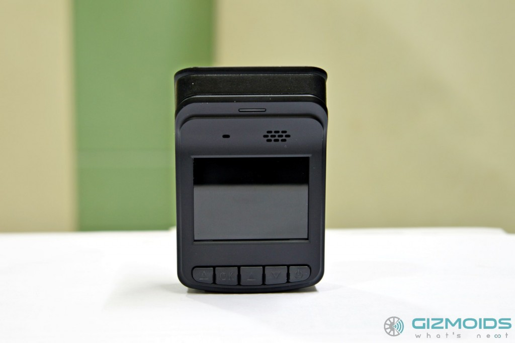 Asus RECO Classic dash cam review (24)