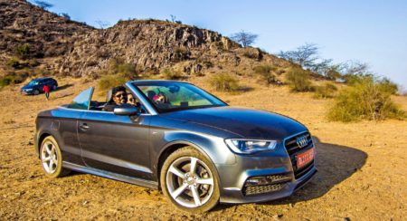 Audi A3 40 TFSI cabriolet drive (7)