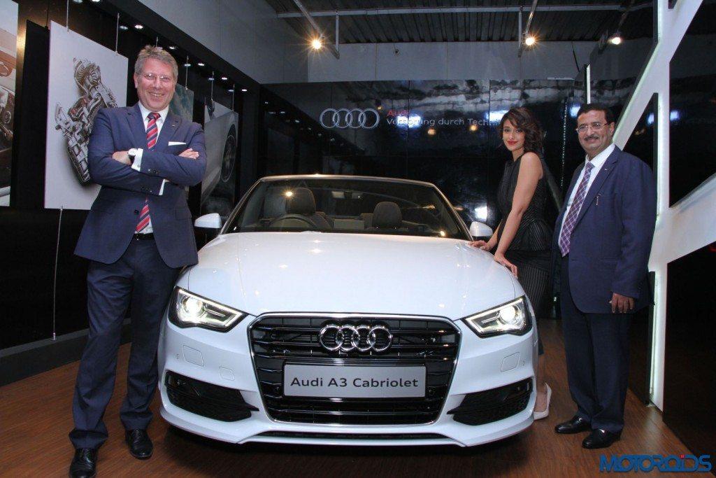 Audi Inaugurates New Showroom In Thane Motoroids
