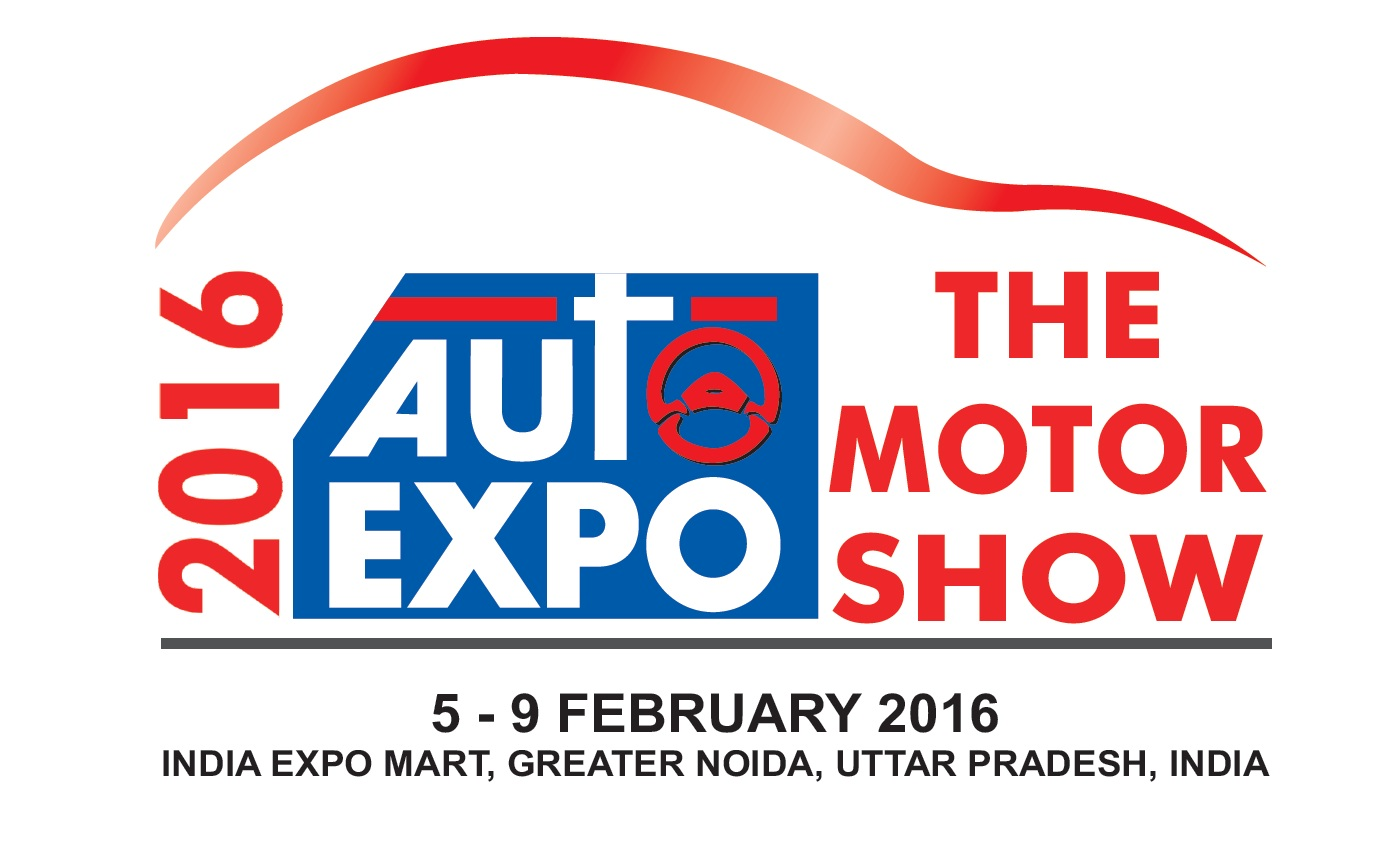 Auto Expo 2016 official logo