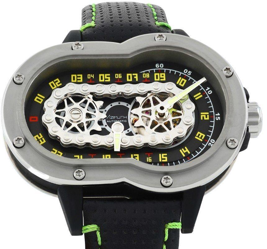 Azimuth SP-1 Crazy Rider watch (1)