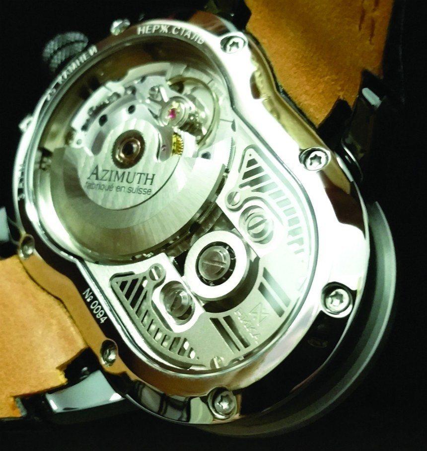 Azimuth SP-1 Crazy Rider watch (3)