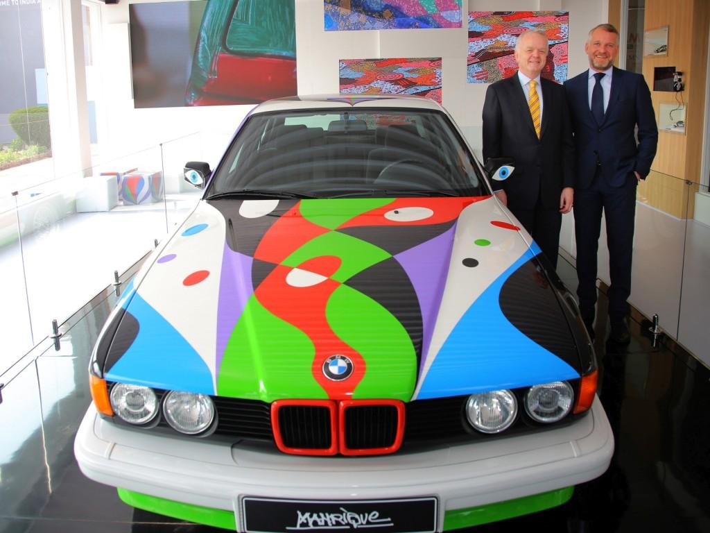 BMW Art Car by César Manrique
