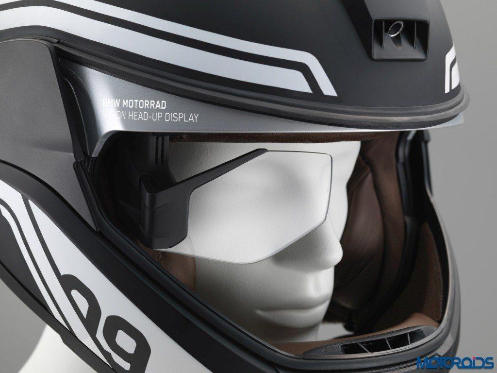 BMW Motorrad HUD Helmet (6)