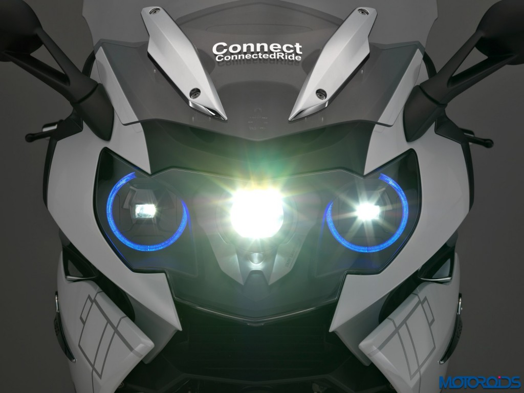 BMW Motorrad Laser lights on K1600 GTL (11)