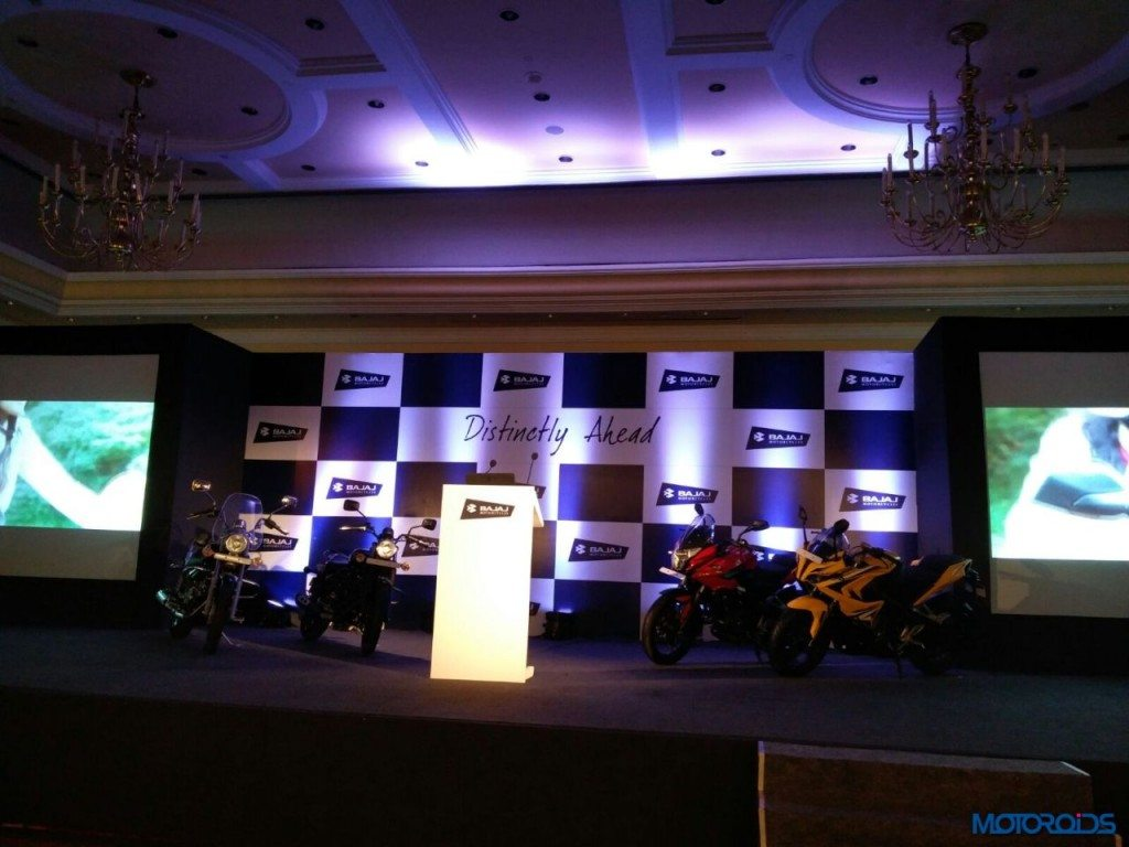 Bajaj Auto 2016 strategy press conference (1)