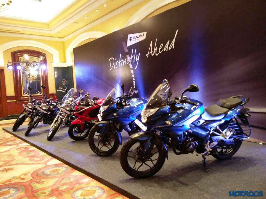 Bajaj Auto 2016 strategy press conference (2)