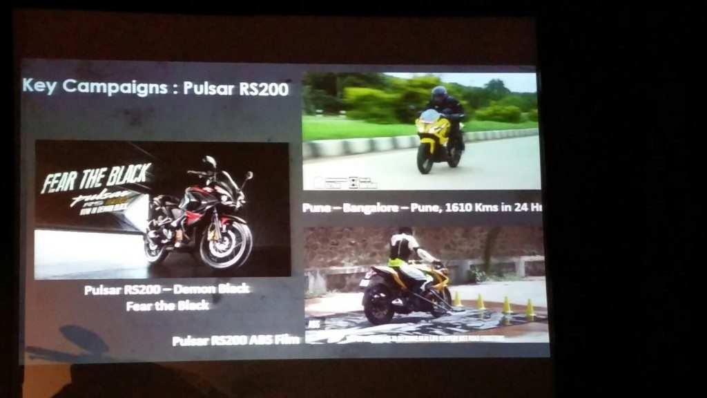 segmentation of bajaj The company's strategy came in for criticism but md rajiv bajaj made it clear: its  high-margin, premium two-wheeler segment would continue to.