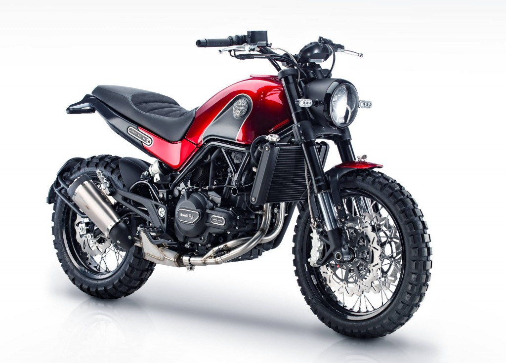 Benelli Leoncino - Official