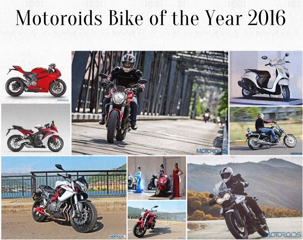 Bike of the year collage - 2