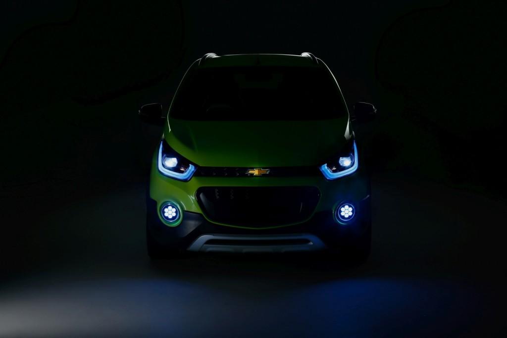 Chevrolet Teaser Photo