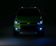 Chevrolet Teaser Photo 180x150 Spied: Chevrolet Beat Activ spotted testing in Bengaluru
