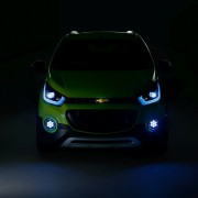 Chevrolet Teaser Photo 180x180 Spied: Chevrolet Beat Activ spotted testing in Bengaluru