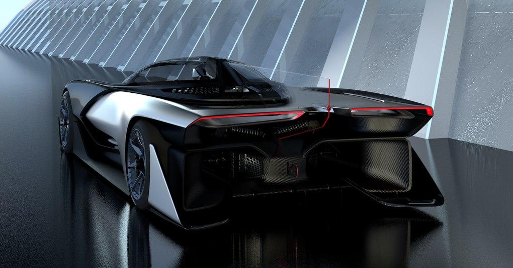 Faraday Future FFZero1 (7)