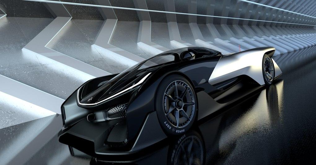 Faraday Future exterior (3)