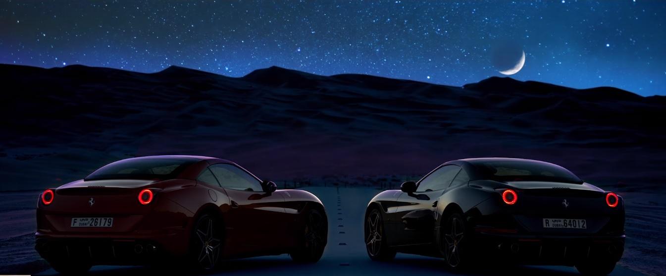 Ferrari - Deserto Rosso - 2