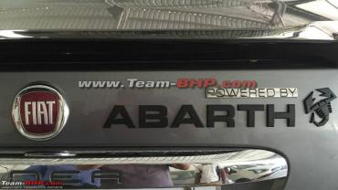 Fiat Linea Powered by Abarth