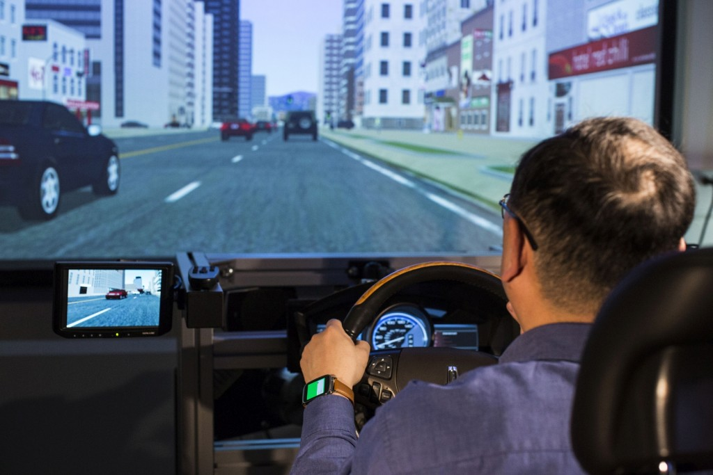 Ford Automotive Wearable Experience lab (7)