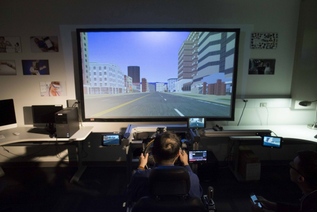 Ford Automotive Wearable Experience lab (2)