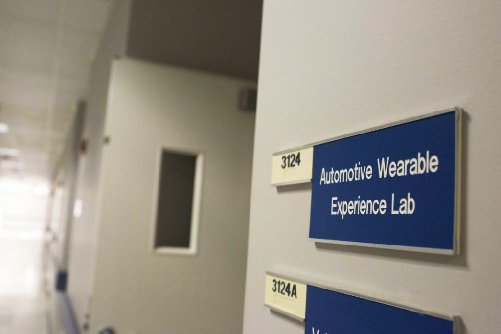 Ford Automotive Wearable Experience lab (1)
