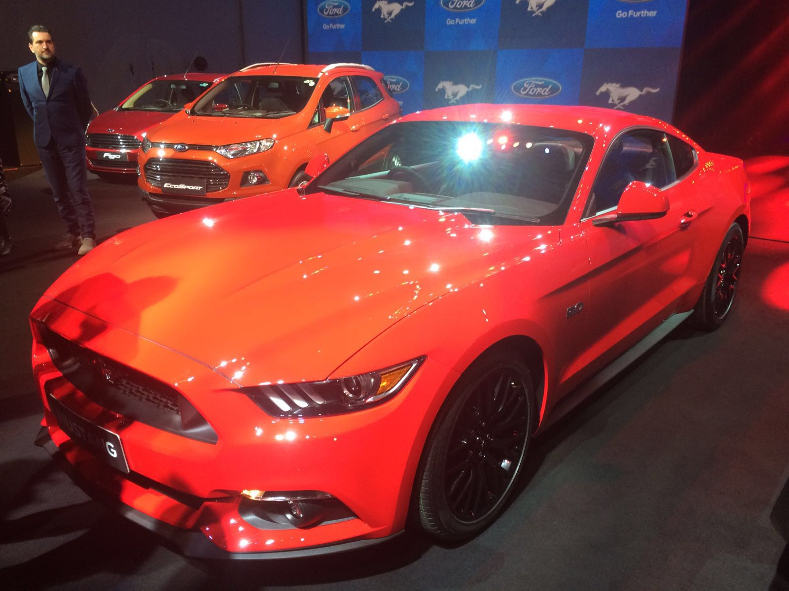 Ford Mustang Price In Chennai
